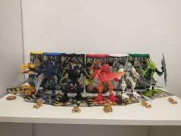 Coleção Lego Bionicle All-Stars