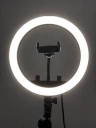 Ring Light - Tamanho Medio Tripé
