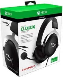 Headset Gamer HyperX CloudX Xbox One 3.5mm Black HX-HS5CX-SR