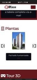 Título do anúncio: Vendo apartamento 1dormitorio