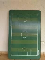 Título do anúncio: Campo de futebol e ping pong Klopf . Dois em um
