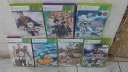 Título do anúncio: Jogos originais pra Xbox 360
