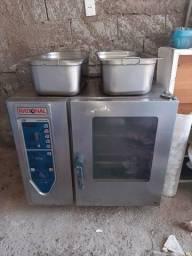 Título do anúncio: Vende-se forno Rational industrial 220V.