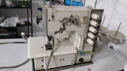 Máquina reta de costura semi nova