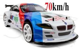 Carrinho de Controle Remoto com Velocidade de 70 km/h  Novo