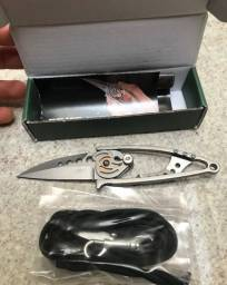 Título do anúncio: Canivete Crkt Com Mecanismo Snap Lock Original Novo