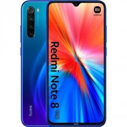 Título do anúncio: Note 8 64GB/4 ram 2021 Azul