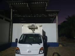 Hyundai HR 25 Diesel frigorífico