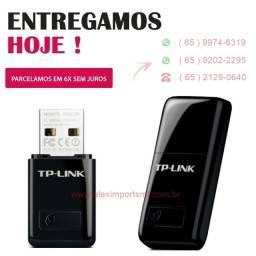 Receptor Usb Tp-link Wireless Tl-wn823n Mini 300mbps Wps