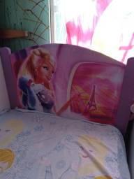 Título do anúncio: Cama da Barbie usada 150