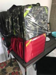 Título do anúncio: Bag para entregador TAM grande