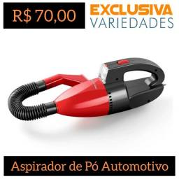 Título do anúncio: Aspirador de Pó Automotivo Multilaser 12V