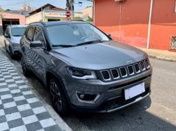 Jeep Compass Limited 18/19 com pacote High Tech