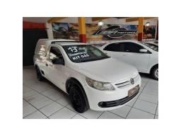 Título do anúncio: Volkswagen Saveiro 2013 1.6 mi cs 8v flex 2p manual g.v