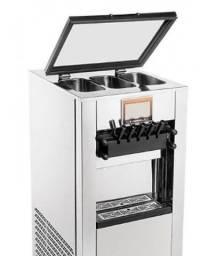 Título do anúncio: Máquina de Sorvete 5 bicos - Zerada