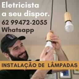Título do anúncio: Eletricista experiente