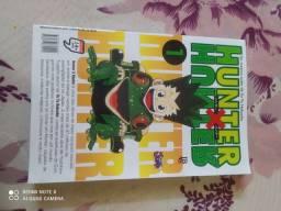 Manga vol 1 Hunterxhunter