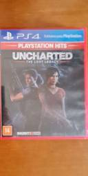 Jogo PS4 - Uncharted- The Lost Legacy
