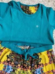 Pijama feminino justen