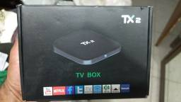 Título do anúncio: Tv box tx2 ( somente troca)
