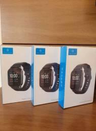 Haylou LS02 Smartwatch Xiaomi Novo Lacrado