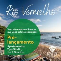 Título do anúncio: Pré-lançamento - Apartamento Studio, 1 e 2 Quartos no Rio Vermelho