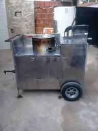 Vendo carrinho de batata frita