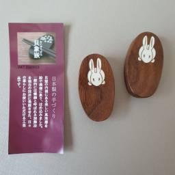 Apoio para hashi coelho Yume Studio JP