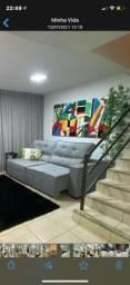 Título do anúncio: Sofa Retrátio molas