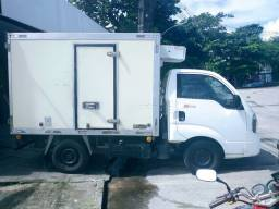 Título do anúncio: KIA K2500 BAÚ FRIO 2014 diesel dh ve te nova/extra u.dono