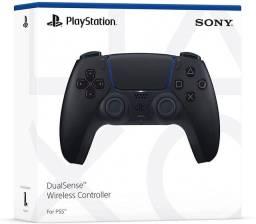 Título do anúncio: Controle DualSense Matte Black Preto para Playstation 5 / PS5