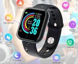 Título do anúncio: Relógio smart inteligente D20