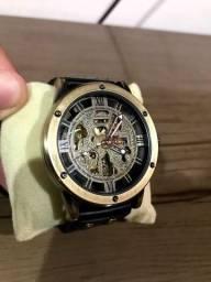 R$ 120 Lindo relógio Automático Shenhua