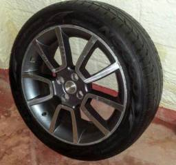 Rodas 17 pneus 225/45/17