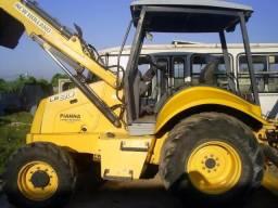 Vende-se peças para retro escavadeira newholland