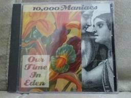 CD 10,000 Maniacs - Our Time In Eden (Lacrado e Importado)