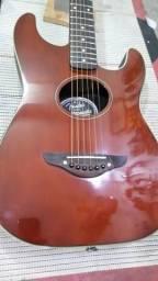 Violão Fender stratoacustico