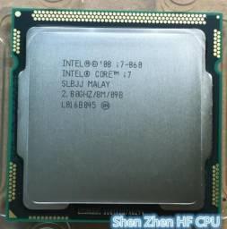 Processador Intel Core i7 860
