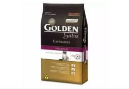Ração gato castrado Golden Frango - 10,1 Kg