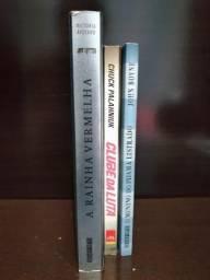 Livros (R$ 15 a 20,00)