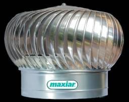 Exaustor Eólico Maxiar 400 mm