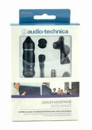 Lapela Audio Technica atr 3350