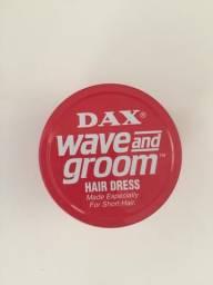 Pomada Modeladora para cabelo e barba Dax Wave and Groom USA 99g
