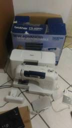 Máquina de costura Brother CS 6000i