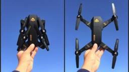 Drone Visuo Xs809hw com câmera 720 (Promoção)