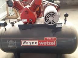 Compressor Wetzel Modelo WTV-15N