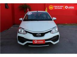 Toyota Etios 1.5 x plus sedan 16v flex 4p manual - 2019