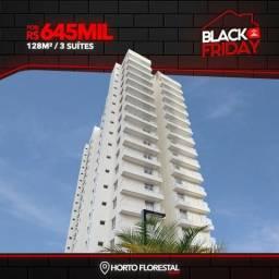 FN Empress Residencial Resort | 128 m² | Apartamentos no Horto Florestal