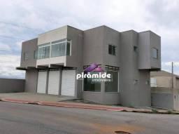 Prédio à venda, 400 m² por r$ 640.000,00 - residencial santa paula - jacareí/sp