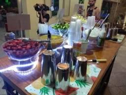 Barman para festas e eventos